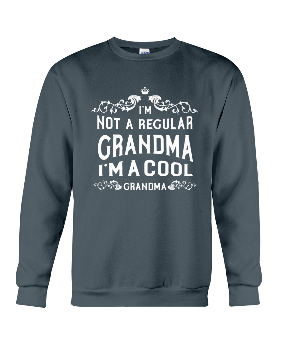I'm a Cool Grandma Crewneck Sweatshirt