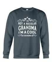I'm a Cool Grandma Crewneck Sweatshirt front