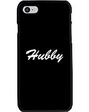 Hubby - Couple's Design Phone Case thumbnail