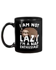 I Am Not Lazy I'm A Nap Enthusiast Mug back