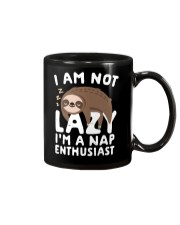 I Am Not Lazy I'm A Nap Enthusiast Mug thumbnail