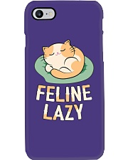 Feline Lazy Phone Case tile