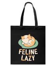 Feline Lazy Tote Bag thumbnail