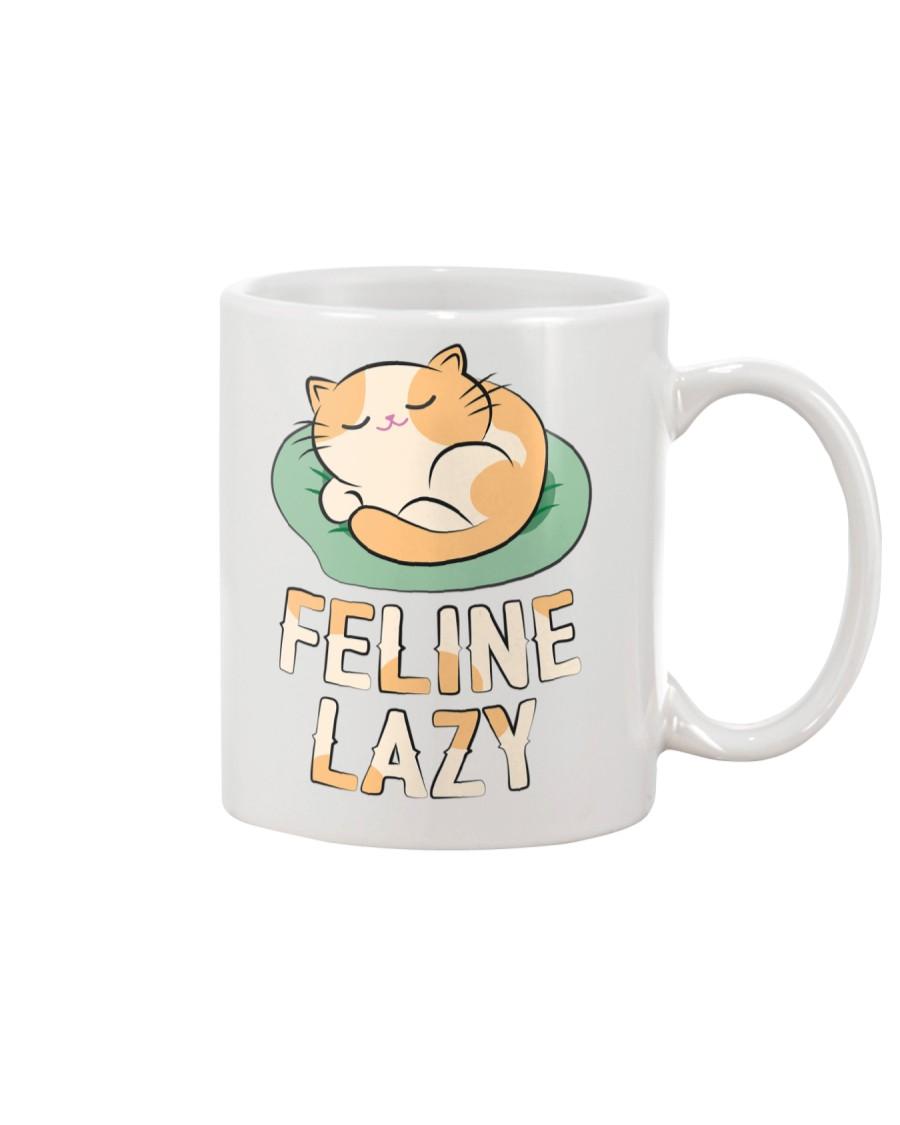 Feline Lazy Mug