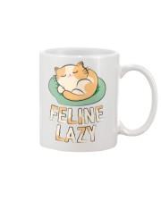 Feline Lazy Mug thumbnail