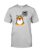OMG FOOD Classic T-Shirt tile