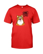 OMG FOOD Premium Fit Mens Tee thumbnail