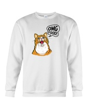 OMG FOOD Crewneck Sweatshirt thumbnail
