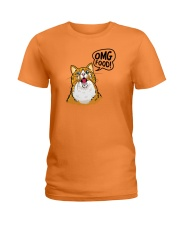 OMG FOOD Ladies T-Shirt thumbnail