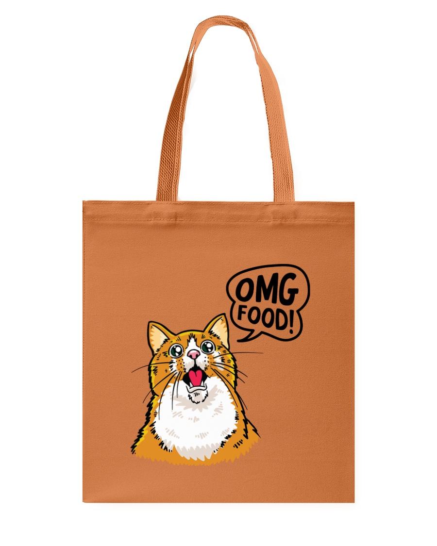 OMG FOOD Tote Bag