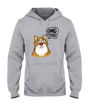 OMG FOOD Hooded Sweatshirt thumbnail