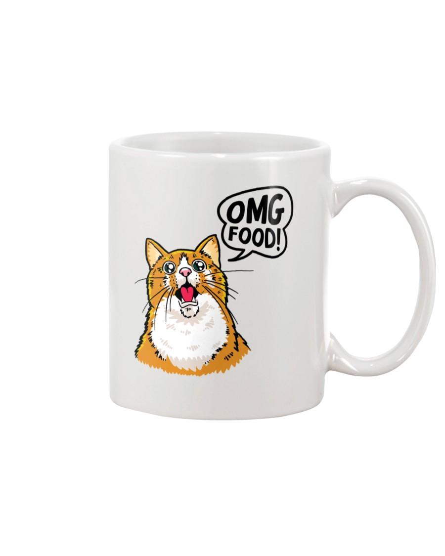 OMG FOOD Mug