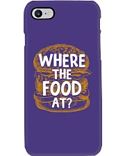 Where The Food At Phone Case thumbnail