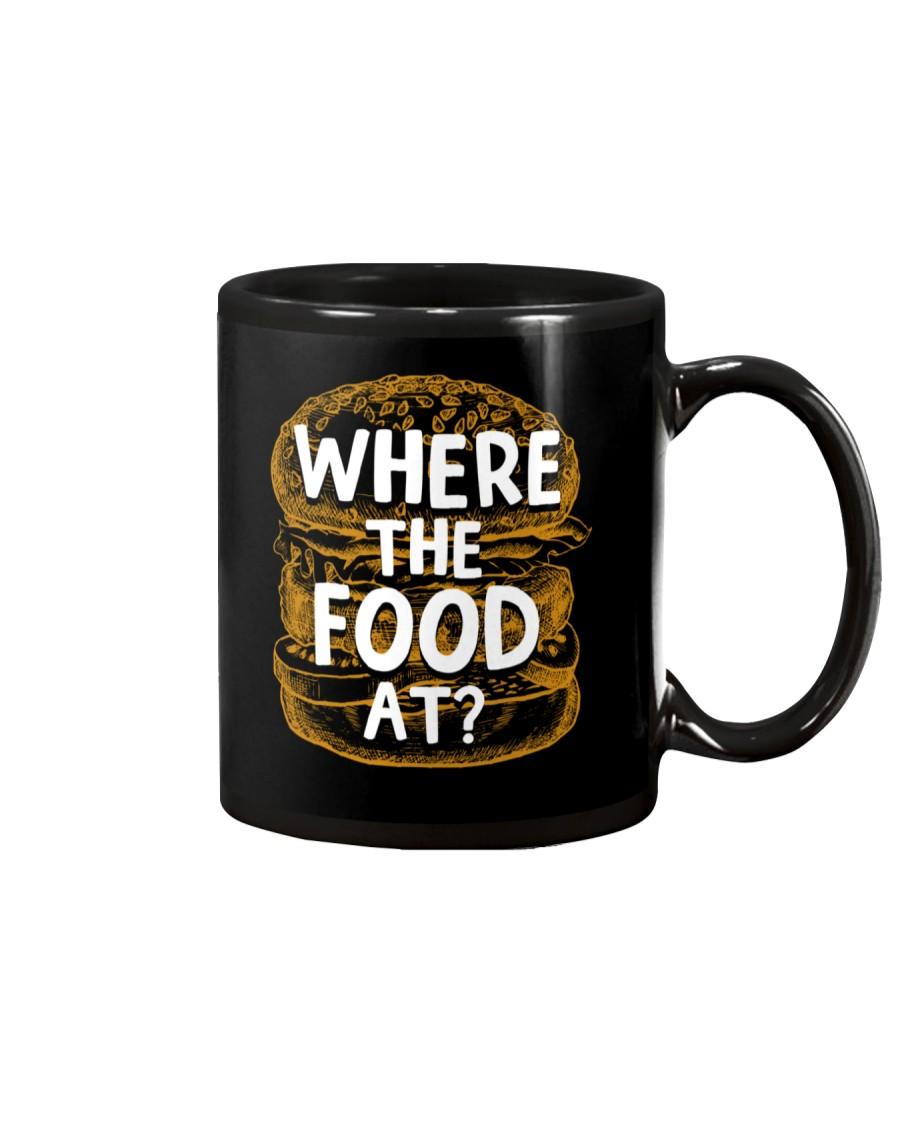 Where The Food At Mug