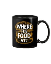 Where The Food At Mug thumbnail
