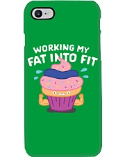 Working My Fat Into Fit Phone Case thumbnail
