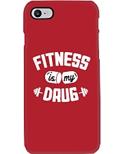 Fitness Is My Drug Phone Case i-phone-7-case