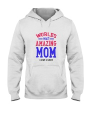 Personalized gifts for Mom Hooded Sweatshirt thumbnail