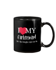 I Love My Girlfriend - Yes She Bought This For Me Mug thumbnail