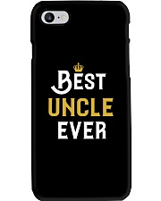 Best Uncle Ever Phone Case thumbnail