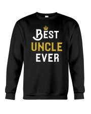 Best Uncle Ever Crewneck Sweatshirt thumbnail