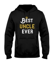 Best Uncle Ever Hooded Sweatshirt thumbnail