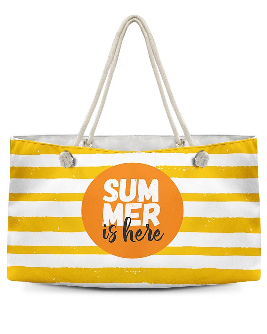 Summer is here Weekender Tote
