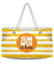 Summer is here Weekender Tote front