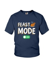 Feast Mode On Youth T-Shirt thumbnail