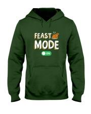 Feast Mode On Hooded Sweatshirt thumbnail