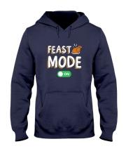 Feast Mode On Hooded Sweatshirt tile