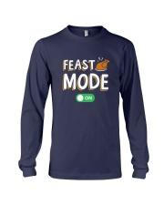 Feast Mode On Long Sleeve Tee thumbnail