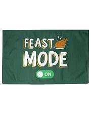 Feast Mode On Woven Rug - 3' x 2' thumbnail