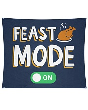 """Feast Mode On Wall Tapestry - 60"""" x 51"""" front"""