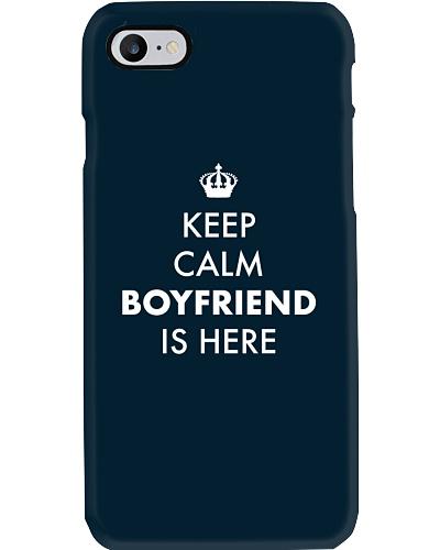 Keep Calm Boyfriend is Here