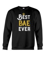 Best Bae Ever Crewneck Sweatshirt thumbnail