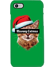 Meowy Catmas Phone Case tile