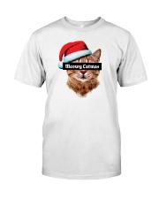 Meowy Catmas Premium Fit Mens Tee thumbnail