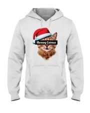 Meowy Catmas Hooded Sweatshirt thumbnail