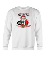 No One Likes a Half assed Jingler Crewneck Sweatshirt thumbnail
