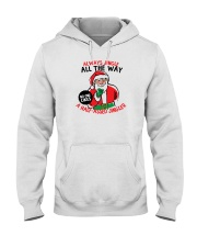 No One Likes a Half assed Jingler Hooded Sweatshirt thumbnail