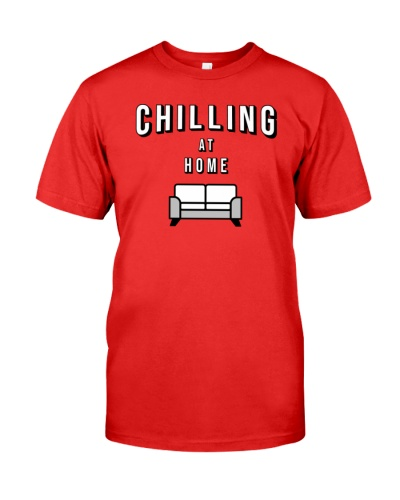Chilling at Home - Red Version