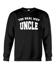 The Real MVP - Uncle Crewneck Sweatshirt thumbnail