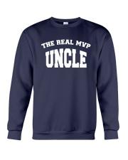 The Real MVP - Uncle Crewneck Sweatshirt front