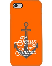 Jesus is my Anchor Phone Case thumbnail
