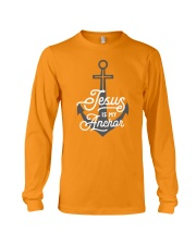 Jesus is my Anchor Long Sleeve Tee thumbnail