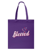 Blessed Tote Bag thumbnail