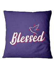 Blessed Square Pillowcase thumbnail