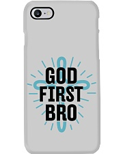 God first bro Phone Case thumbnail