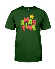 It Is Xmas Time Classic T-Shirt thumbnail